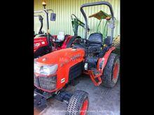 2011 KUBOTA 3030 mini tractor