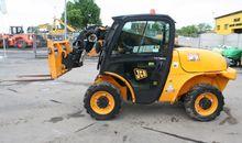2011 JCB 520-40 Jak 520-50 525-