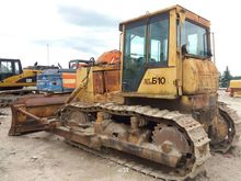 2001 CTC T10 bulldozer