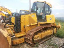2012 JOHN DEERE 750J bulldozer