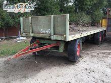 VLAKKE laadvloer - Aanhangwagen
