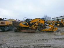 2013 JCB JS290LC, excavator tra