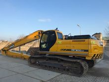 Used 2007 DOOSAN DX3