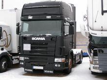 1999 SCANIA R114 tractor unit