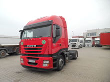 2011 IVECO STRALIS tractor unit