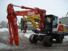 Used 1999 O&K MH5 Co