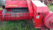 Used WELGER AP61 squ