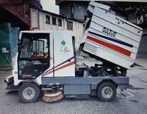 2007 DULEVO 200 4 road sweeper