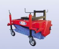 AFTAKAS tractor veegmachine roa
