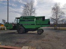 1988 DEUTZ-FAHR 3580 H combine-
