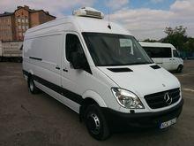 2012 MERCEDES-BENZ Sprinter 519