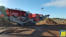 2016 MAXIMUS MXJ-1100 crushing