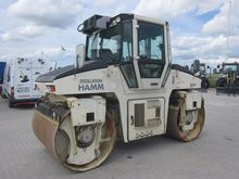 Used 2000 HAMM DV08