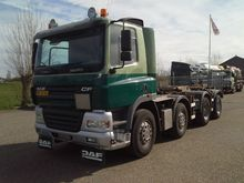 2004 GINAF X 4241 S cable syste
