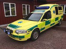 2005 VOLVO S80 4x4 ambulance