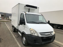 2007 IVECO 35S12 refrigerated t