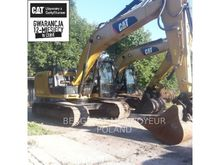 2013 CATERPILLAR 320EL tracked