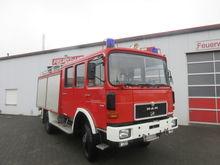 Used 1986 MAN 12.192