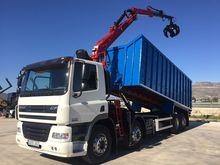 DAF CF 85.410 dump truck