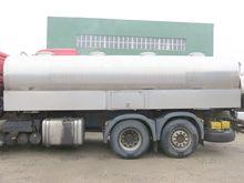 1995 Milk tank 15000L milk tank