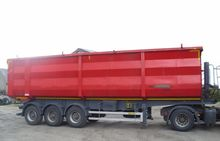 2005 ZASLAW TRAILIS tipper semi