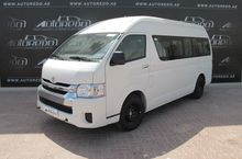 2016 TOYOTA Hiace High Roof pas