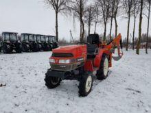 YANMAR F-7, tractors mini tract