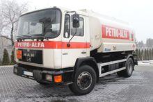 Used 1991 MAN 18232