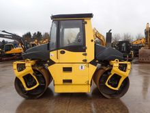 2008 BOMAG BW 154 AP road rolle