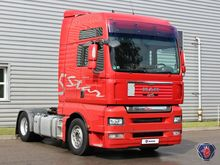 2006 MAN TGA 18.440 tractor uni