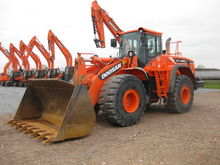 2015 DOOSAN DL 450-5 wheel load