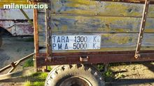 Used 2 EJES tractor
