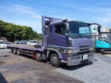 2001 MITSUBISHI Great tow truck