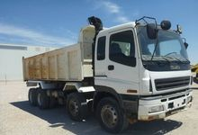 2007 ISUZU CYH51S dump truck