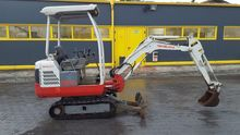 2005 TAKEUCHI TB014 mini digger