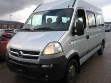2014 OPEL Movano nr 431 minivan