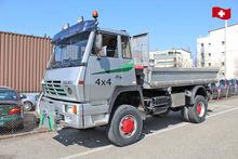 1988 STEYR 19S34 dump truck