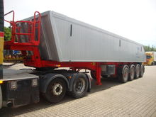 2012 ATM tipper semi-trailer