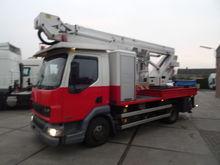 Used 2003 DAF LF 45.