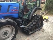 ISEKI TR-63 mini tractor