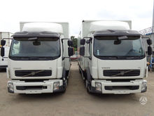 2008 VOLVO FL240, box trucks /