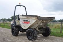 2010 TEREX TA3 mini dumper