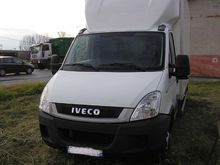 2011 IVECO daily 35C15 tow truc
