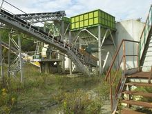 SORTING and crushing station 2