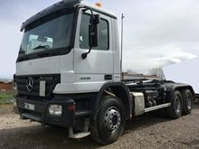 2007 MERCEDES-BENZ 33.36 hook l