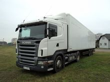 2010 SCANIA R420 tractor unit +