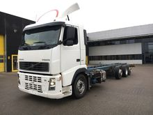 2003 VOLVO FH12 420 /6 chassis