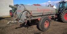 KEMPER V50 liquid manure spread