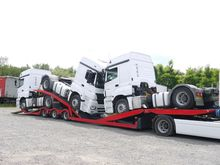 1999 LOHR car transporter semi-