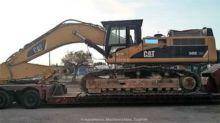 CATERPILLAR 345C tracked excava